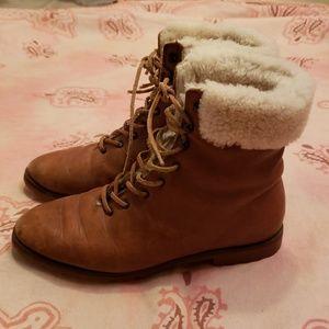 Vintage Vibram Boots